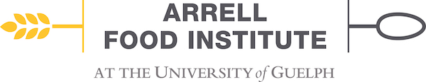 The Arrell Food Institute at the University of Guelph Logo