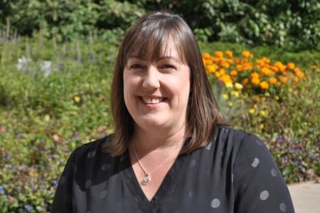 Portrate of Professor Tricia van Rhijn